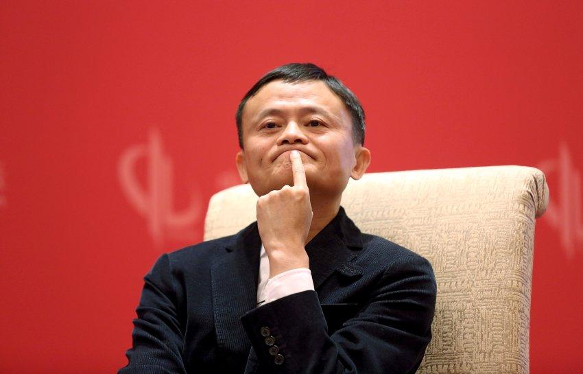 Versteht beim Thema Arbeitszeit keinen Spaß: Alibaba-Chef Jack Ma tritt für erhöhten Einsatz zu Karrierezwecken ein.